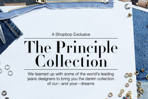 Exclusive Alert: Shopbop Launches The Principle Collection