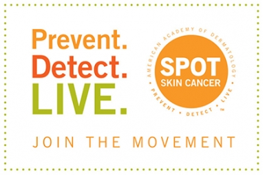Melanoma and Skin Cancer Awareness Month
