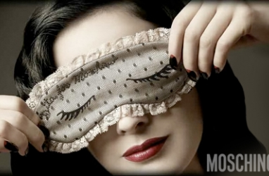 Exquisitely Designed 'Sleep Mask' Created by Dita Von Teese