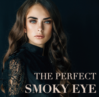 Opt for Sexy, Sultry Smoky Eyes