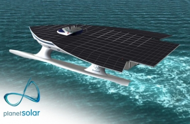 Green-Tech: World's Largest Solar Powered Boat