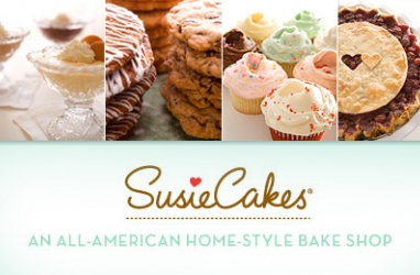 LUX-Desserts:  'Susie Cakes' Gets Air Time
