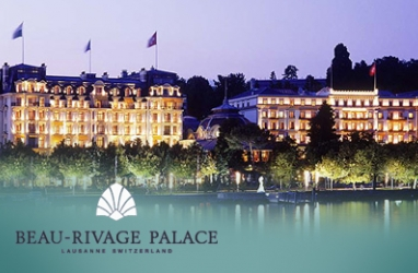 LUX Travel:  Jetset to the Swiss Alps at the Beau-Rivage Palace