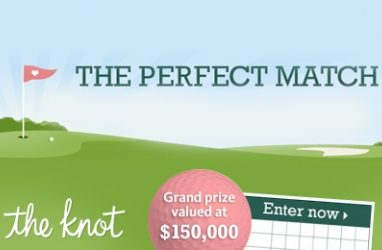 Test Your Golf Skills and Win a Free Wedding