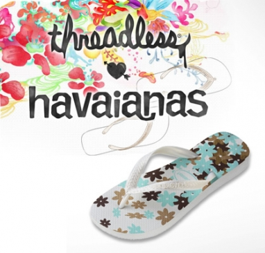 Threadless and Havaiana's Flip-Flop Challenge