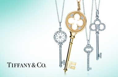 LUX-Jewels:  Introducing the 'Tiffany Keys Collection'