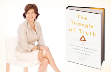 LUX LIT:  Triangle of Truth, Lisa Earle McLeod