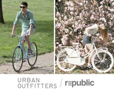 Chic Cycles: UO + Republic team up