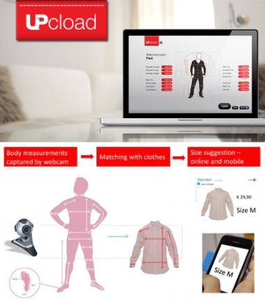 New virtual tailor software makes it easy to know your size online