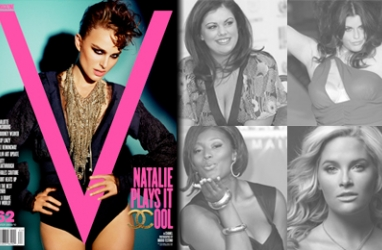 'Plus-Size' Women to be Featured in January Issue of V Magazine