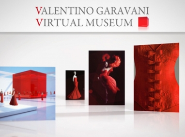 The Valentino Garavani Virtual Museum: A revolution?