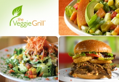 Veggie Grill: Vegetarian food anything but boring
