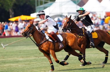 Veuve Clicquot Kicks Off the New York Polo Season