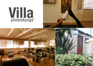 Villa Pilates & Yoga studio mixes charity and yoga
