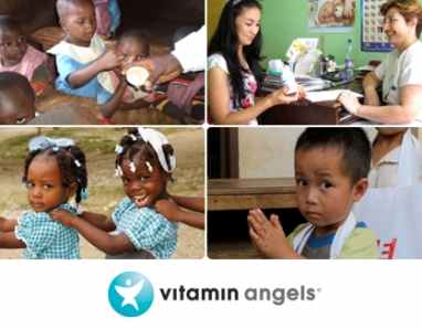 Vitamin Angels: Saving the world with vitamins