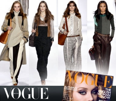 Vogue and Online Fashion 100 release latest list for Vogue's Online Fashion Week