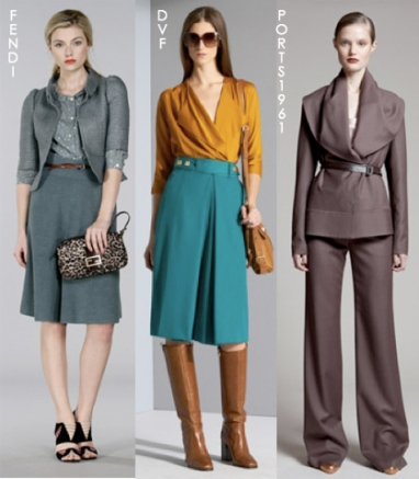 Pre-Fall 2011: The Working Woman