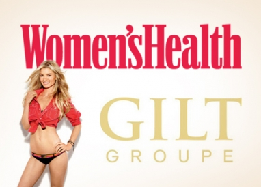 Magazine Women's Health tries out e-commerce with Gilt Groupe