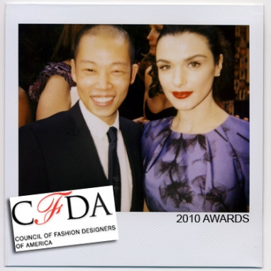 Radar: Last Night at CFDA Awards