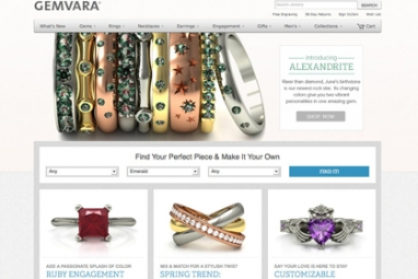 Fine jewelry sales gain momentum on the web