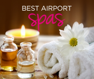 Top 10 Luxe Airport Spas