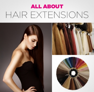 LUX Beauty: 5 Steps to Perfect Hair Extensions