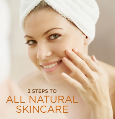 Wellness Wednesday: 3 Steps to All Natural Skincare