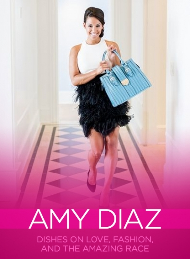 Amy Diaz Dishes on Love, Fashion and The Amazing Race