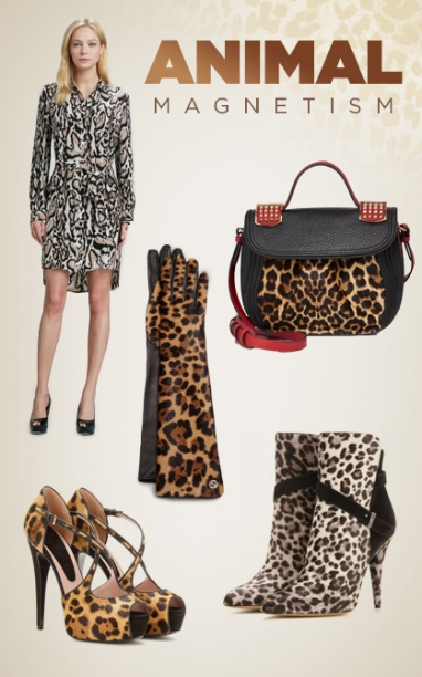 LUX Style: Animal Magnetism