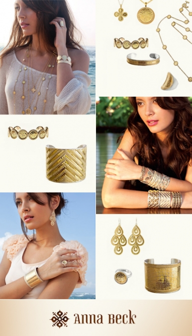 Anna Beck Designs: Exotic jewelry created with pure love