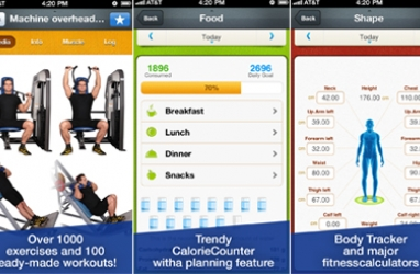 Top App: Fitness 100 Ready Workouts