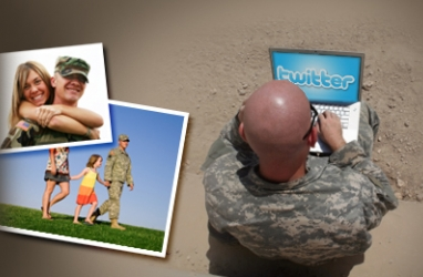 Army Gives 'Green light' to the Use of Facebook, Twitter, Flickr for Soldier Personal Use