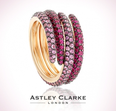 Bec Astley Clarke debuts in-house collections