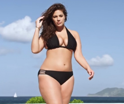 Behind the Sports Illustrated Plus-Size Model Controversy