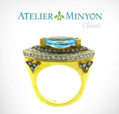 Atelier Minyon designer discusses new collections