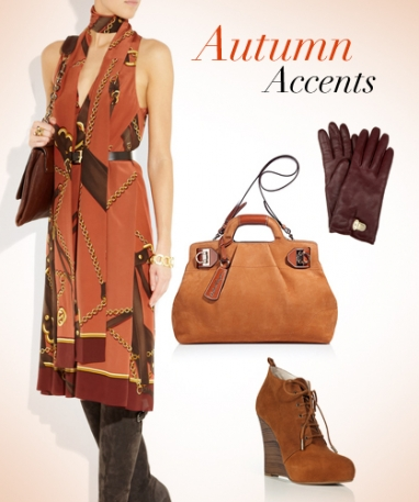 LUX Style: Autumn Accents