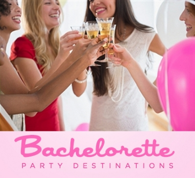 LUX Travel: Top Bachelorette Party Destinations