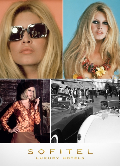 Luxury hotel offers Brigitte Bardot exhibit