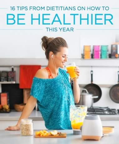 16 Tips to Live a Healthier Life Starting Right Now