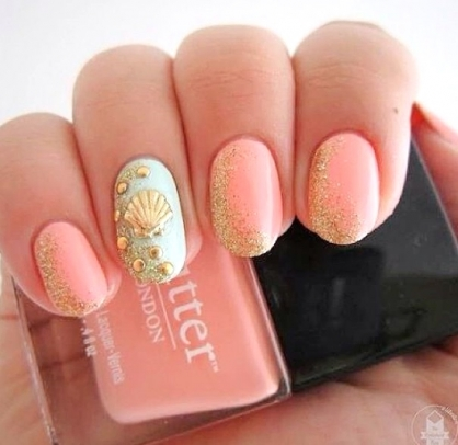 Best Spring and Summer Nail Art Designs