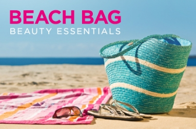 LUX Beauty: Beach Bag Beauty Essentials