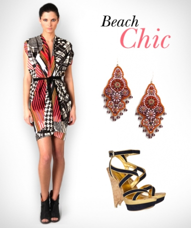 Jet-Set! Style Guide: Beach Chic