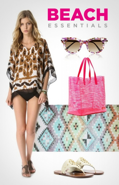 LUX Style: Beach Essentials