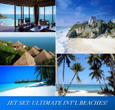 Five luxury beach destinations to jet away to