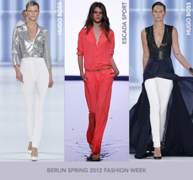 Berlin Spring 2012 Fashion Week Apparel Wrap-Up