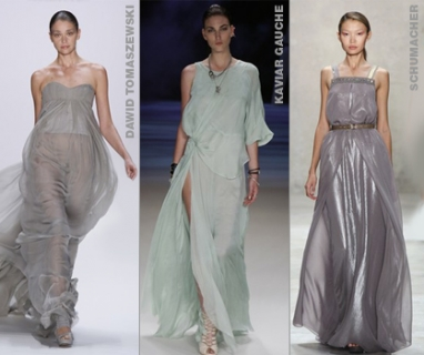 Berlin Fashion Week 2010: Grecian Goddess