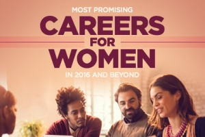 The Best Careers for Women in 2016