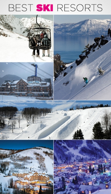 Best Ski Resorts for 2014