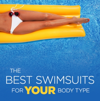 The Best Swimsuits For Your Body Type
