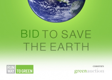A Bid to Save the Earth: Christie's Green Auction